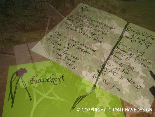 Gavekort til haven 2012