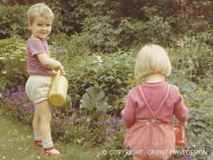 Haven i min barndom